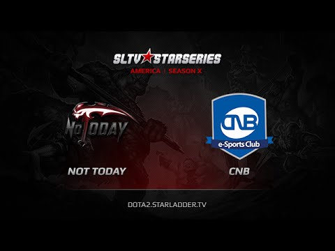 NoToday vs CNB  SLTV America Season X Day 7 Game 3