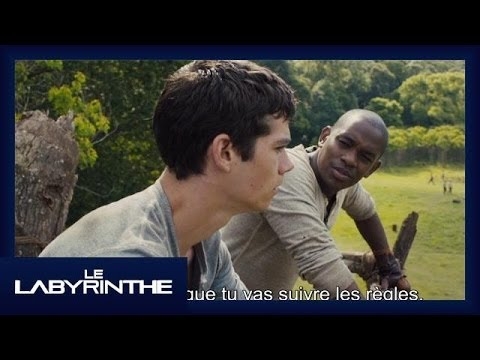 Le Labyrinthe - Featurette Survivre [Officielle] VOST HD