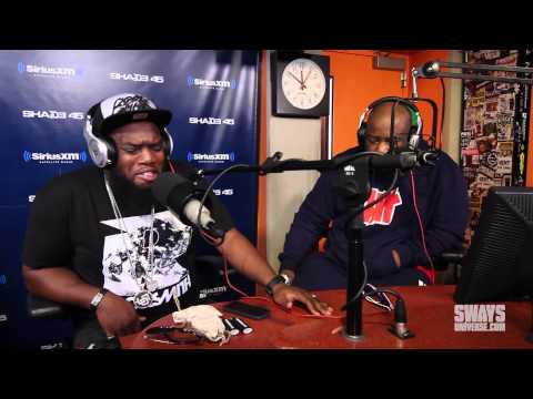 Freeway Performs Live On the Sway In The Morning Studios