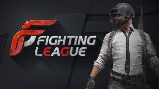 [LIVE PUBGM] Fighting League Tournament Week 3 - Qualifier Day 1
