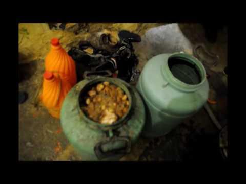 مداهمة الشرطة لمروج ماء الحياة بوزان ليلة رأس السنة