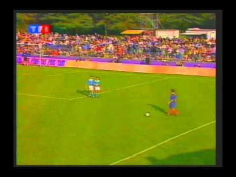 1996 September 12 Vaduz Liechtenstein 0 Paris St Germain France 4 Cup Winners Cup