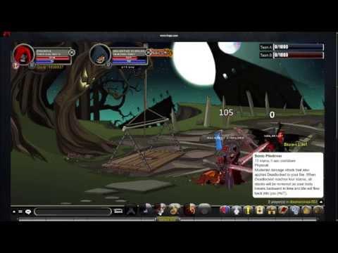 AQW Thief Of Hours Enhancements/Skills/PVP