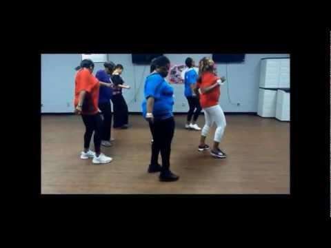 hustle line dance instructions