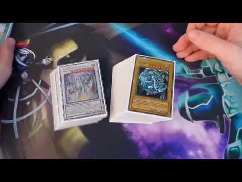 Yugioh Blue Eyes White Dragon Deck! (february 2015) Deck List Included! video