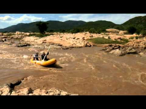 Awesome Swaziland Rafting Deutsche Version