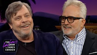 Young Bradley Whitford Got a Great Tip from Mark Hamill