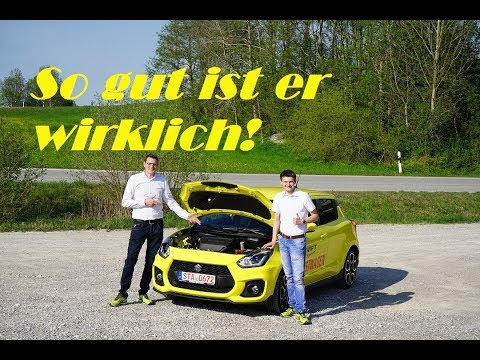 Suzuki Swift Sport 2018 | Test + Review deutsch | Technik Check