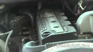 2001 Dodge Ram 2500 Turboselmins engine blow-by test