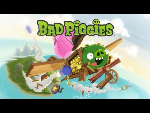 Bad Piggies APK Cover