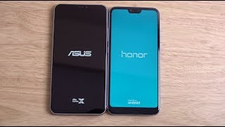 Asus Zenfone 5Z vs Honor 10 - Speed Test!