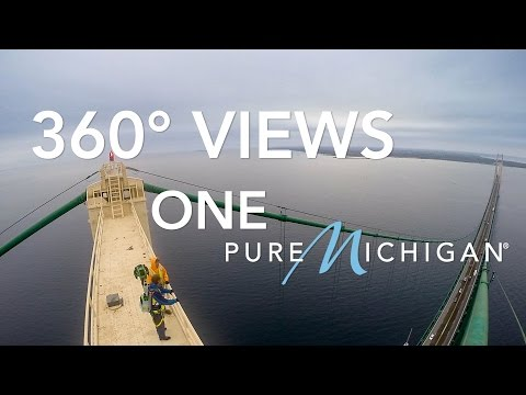 Explore Amazing Michigan Locations With Google Trekker's Stunning Street View