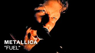 Watch Metallica Fuel video