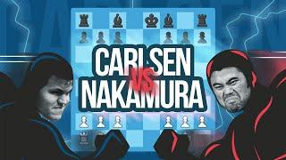 2017 Speed Chess Championship Final: Carlsen Vs Nakamura