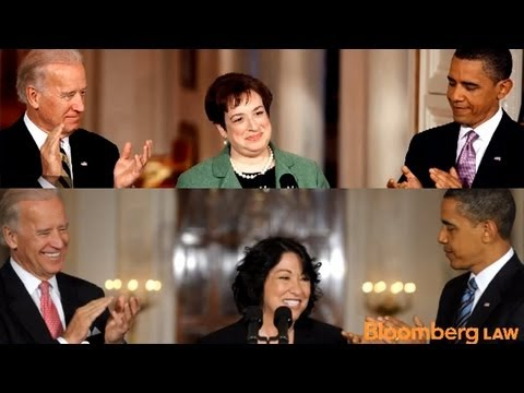 Kagan & Sotomayor Do 180s On Video