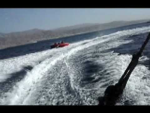 extreme water sports...red sea - Israel