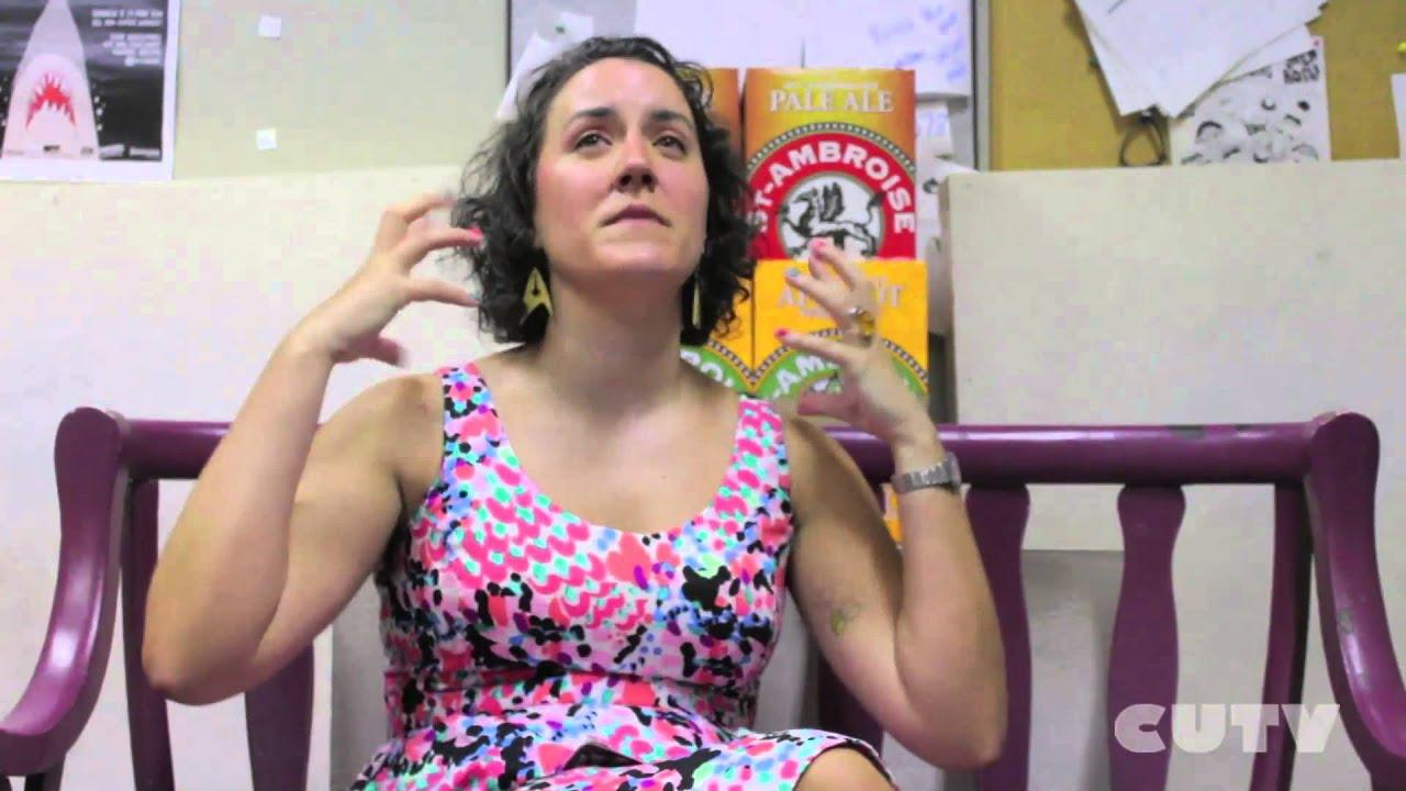 Fringe Interview Series CUTV - I THINK MY HEART NEEDS GLASSES