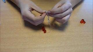 Jewelry making - Technique 3: How to use a chain in your jewelry