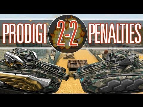 The Prodigi Penalties ~ EPIC New Game Mode ~