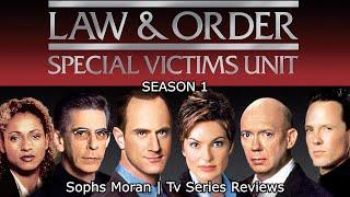 Reviews| Tv Series: Law & Order SVU Season 1