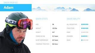 Adam's Review-Atomic Vantage 90 CTI Skis 2018-Skis.com