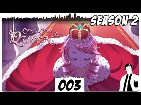 Long Live The Queen #003 - Lady Proof [Deutsch][Season 2]