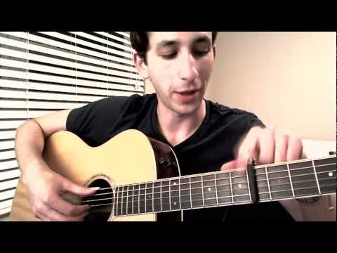 Cover And Guitar Lesson For you Belong To Me By Jason Wade (lifehouse) video