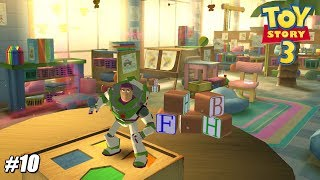 Toy Story 3: The Video Game - PSP Playthrough Gameplay 1080p (PPSSPP) PART 10