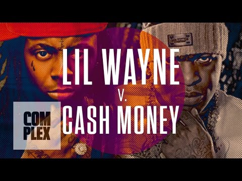 Lil Wayne Vs. Cash Money: The Lawsuit Decoded video