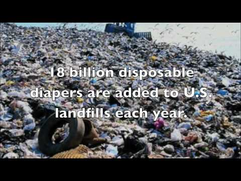 Earth Day Special: Environmental Impact of Disposable Diapers
