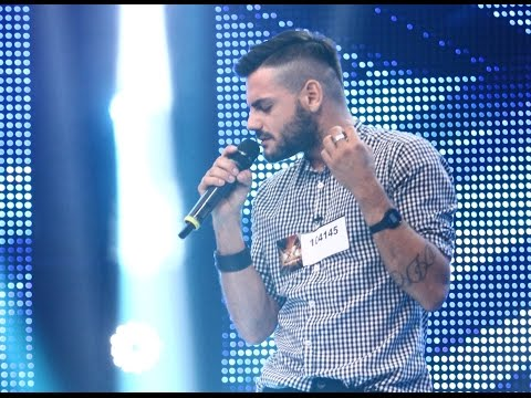 Adele - Someone Like You. Vezi interpretarea lui Mirko Oliva, la X Factor!