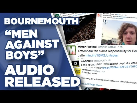 Men Against Boys Audio Released | Barnaby Accidentally Broadcasts Across Bournemouth PA System