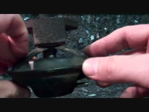 Diagnosing and replacing a faulty EGR valve with a vacuum leak.
