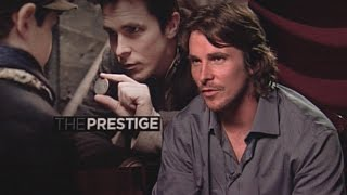 'The Prestige' Interview