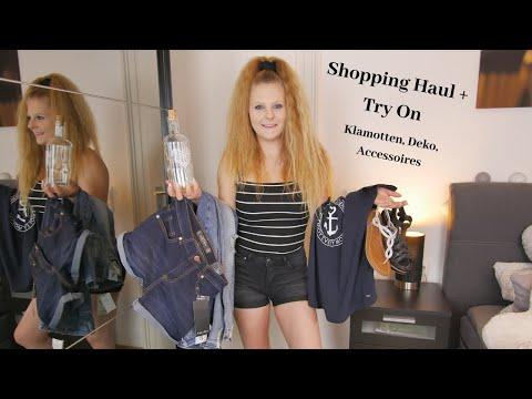 TRY ON Shopping Haul | Klamotten, Deko, Accessoires und Schuhe | Katherina Kathi