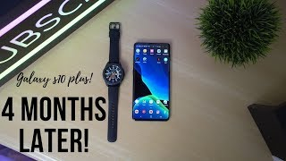 Galaxy S10+ 4 Months Later, Still King?