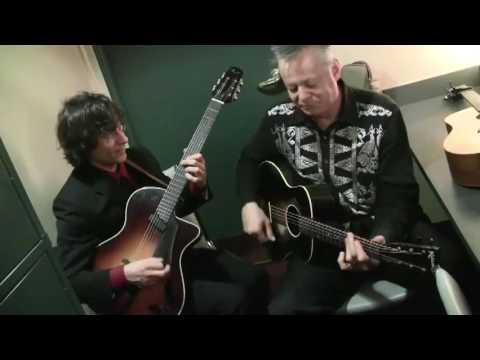 Tommy Emmanuel&Frank Vignola - Swing #42 - Backstage: Tennessee Shines