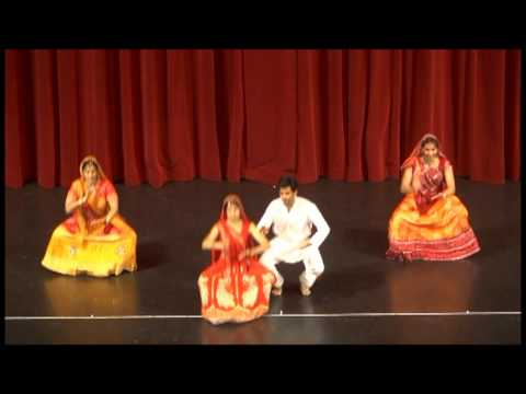 Radha Kaise Na Jale Gsbc 2012 video