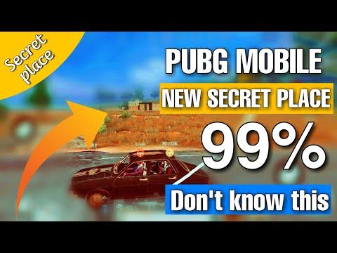 PUBG MOBILE: NEW SECRET HIDDEN PLACE FOUND IN PUBG, PUBG SECRET PLACE | gamexpro
