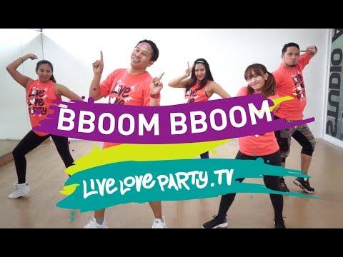 Bboom Bboom by Momoland | Live Love Party™ | Zumba® | Dance Fitness | Kpop