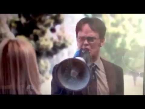 Dwight proposes to Angela