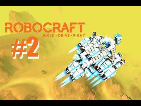 RoboCraft #2 - Nowa wersja robota.    Net4Laugh (PL)