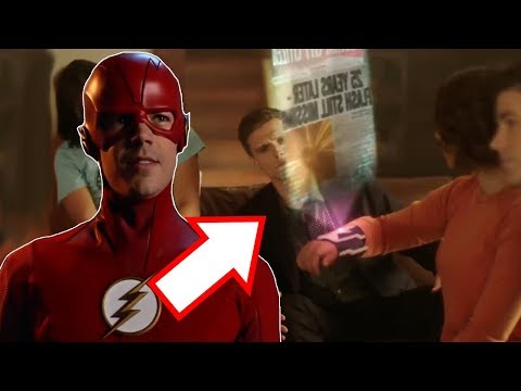 Nora Timeline Issues and New Harrison Wells! - The Flash 5x02 EXTENDED Trailer Breakdown! thumbnail