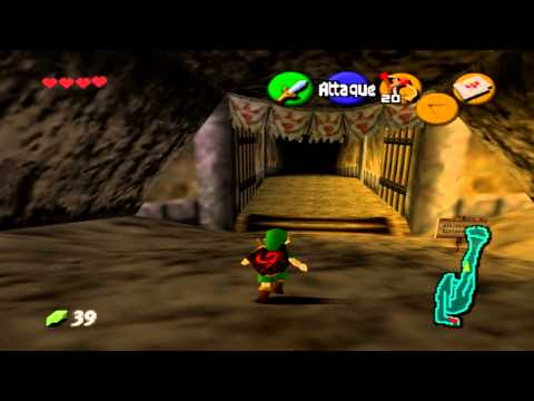 Walkthrough FR l Zelda Ocarina Of Time l Partie 5 : Les Gorons