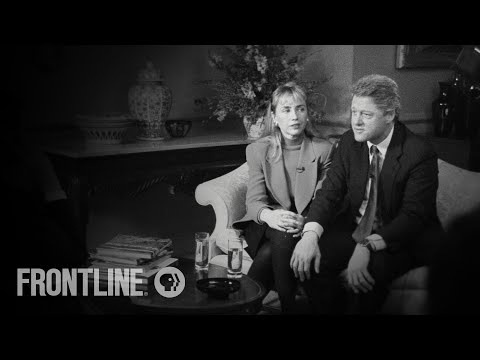 How Hillary Clinton Responded to the Gennifer Flowers Scandal | The Choice 2016 | FRONTLINE