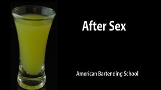 After Sex Cocktail Drink Recipe