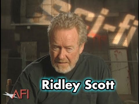 Ridley Scott On The Dangers Of Digital Special Effects