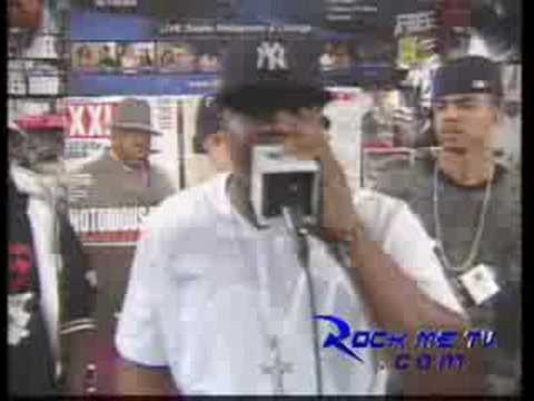 Esso, Big Lou, Remo the Rapstar, Emilio Rojas, Lucky Don, Sam Scarfo, Termanology Freestyle Part 1