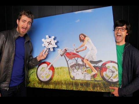 PHOTOSHOP Song - Rhett & Link