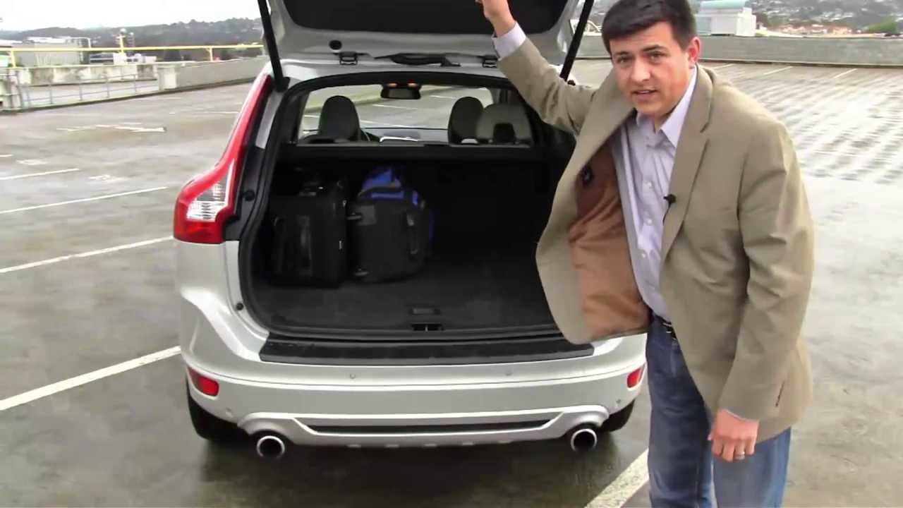 2012 and 2013 Volvo XC60 T6 AWD R-Design with Polestar Review and Road Test - YouTube